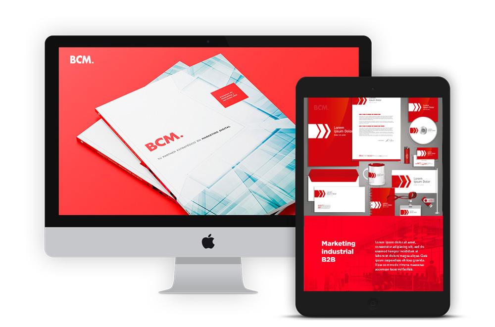BCM Marketing B2B - Marketing 360 - Branding e Identidad de Marca