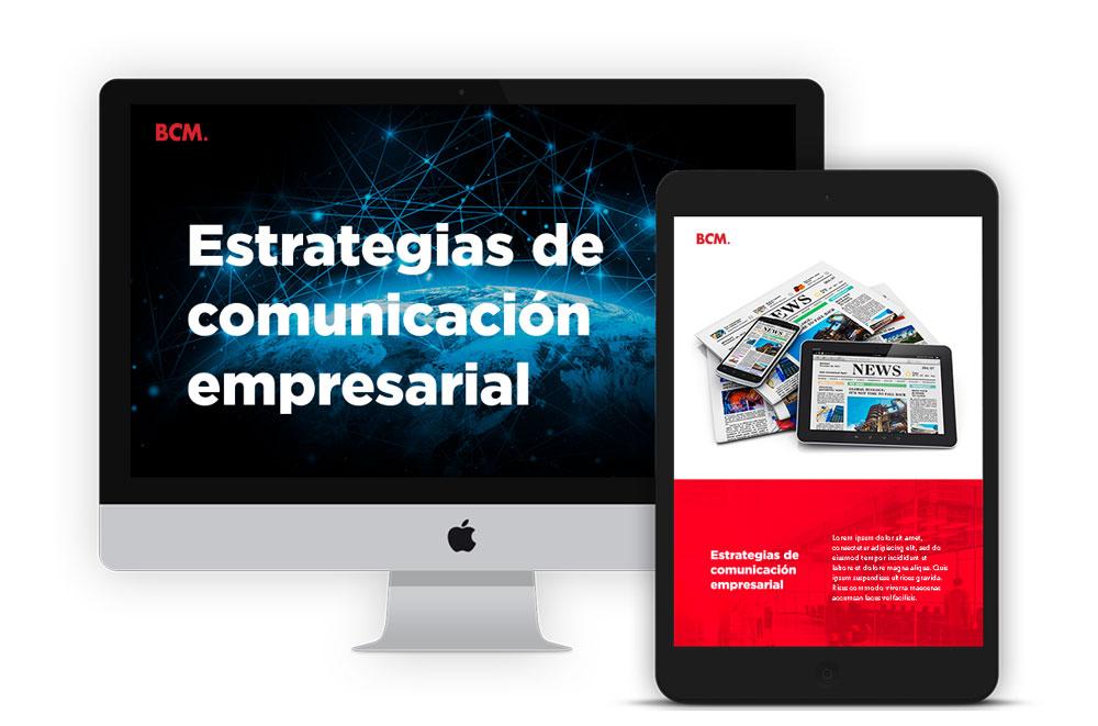 Comunicación empresarial - BCM Marketing B2B