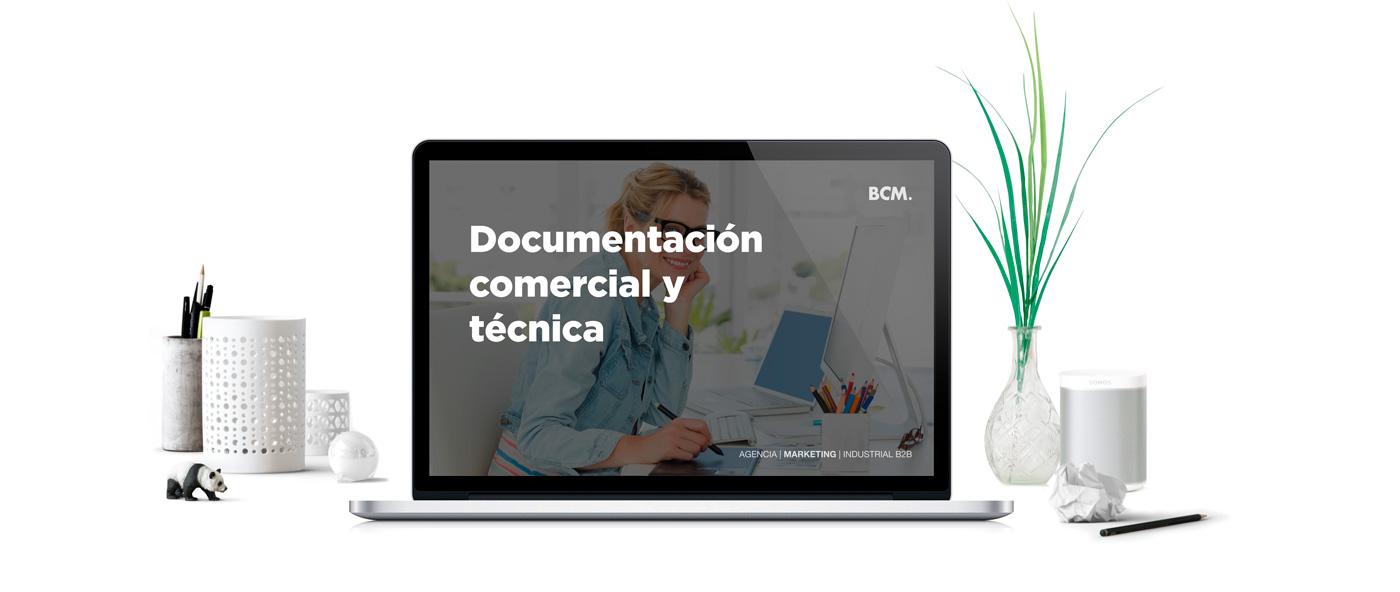 Documentación comercial - BCM Marketing B2B