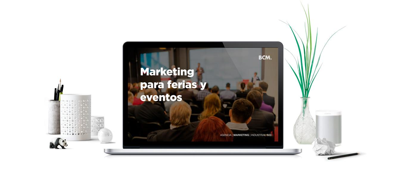Ferias y Eventos - BCM Marketing B2B