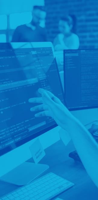 Webs profesionales y programación