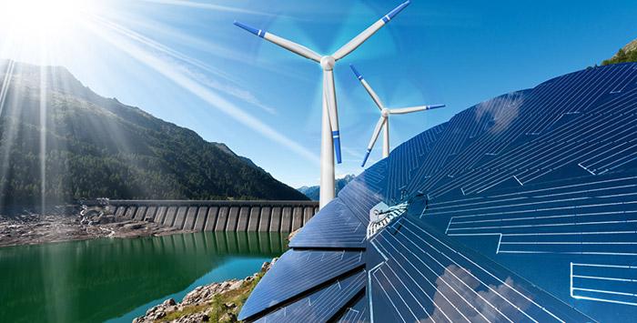 BCM Marketing Digital - Energías renovables