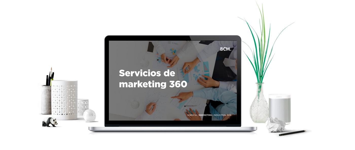 Otros servicios - BCM Marketing B2B