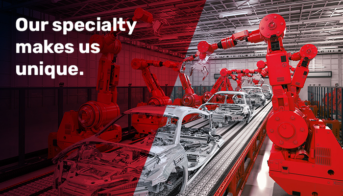 Specialists in B2B Industrial Marketing