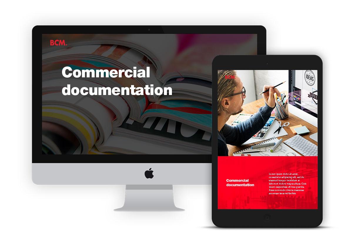 Commercial Documentation - BCM Marketing B2B