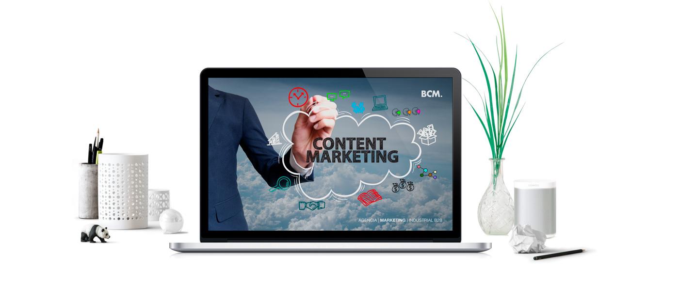 Communication and Media - BCM Marketing B2B