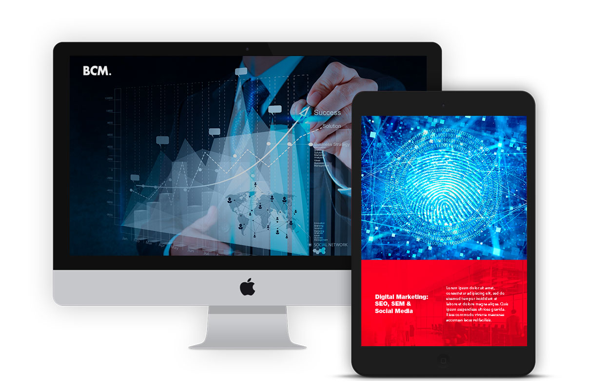 BCM Marketing B2B - Marketing 360 - Digital Marketing