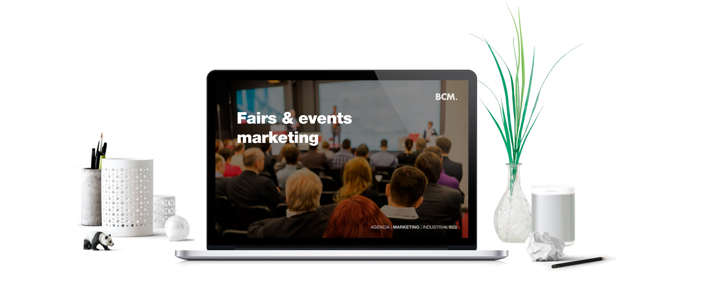 Fairs and Events - BCM Marketing B2B