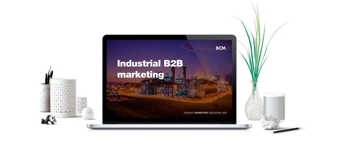 BCM Marketing B2B - Marketing 360 - Marketing Plans