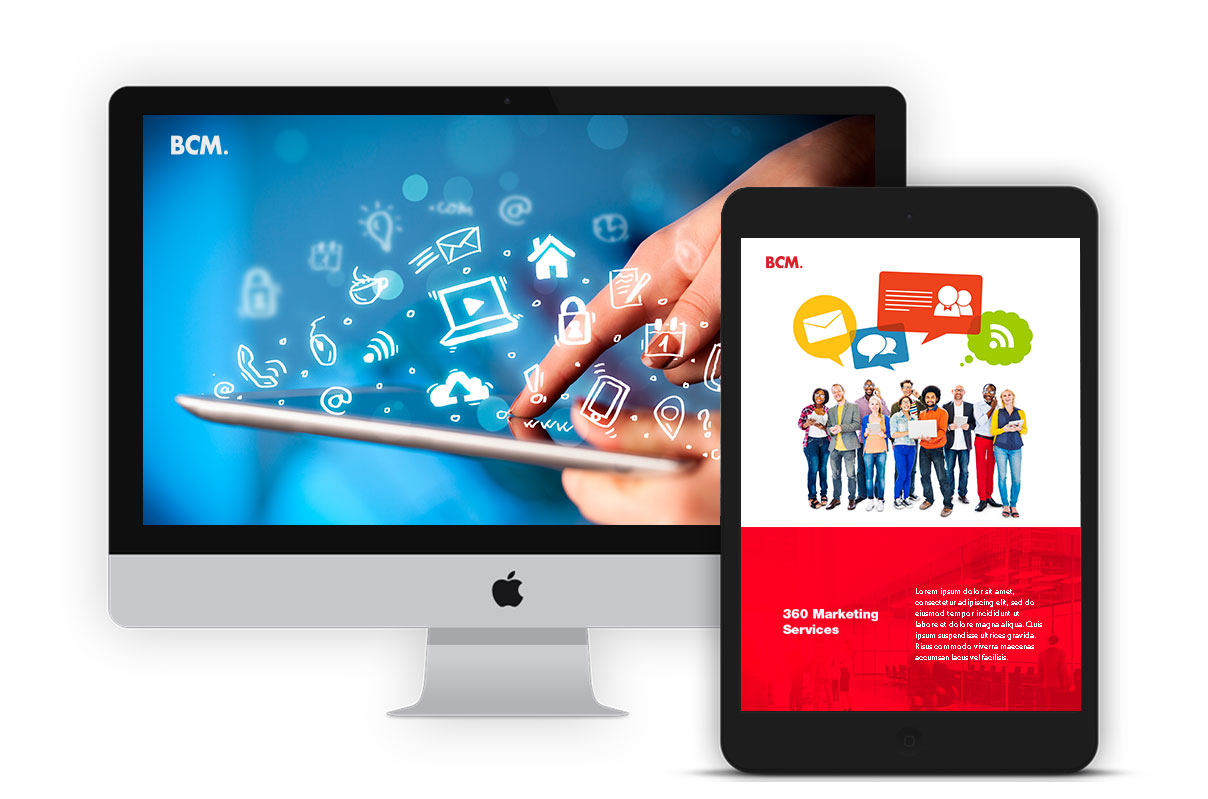 Global Services - BCM Marketing B2B