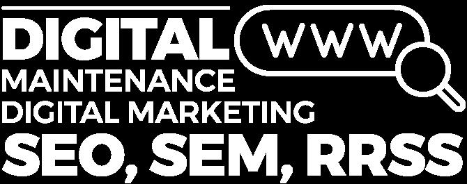 BCM Marketing - Digital Maintenance SEO SEM RRSS