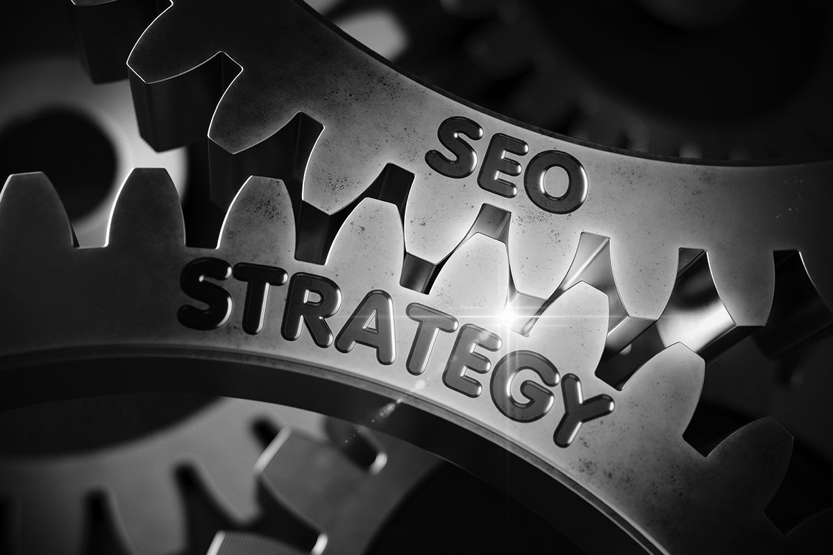 SEO strategies for industrial companies