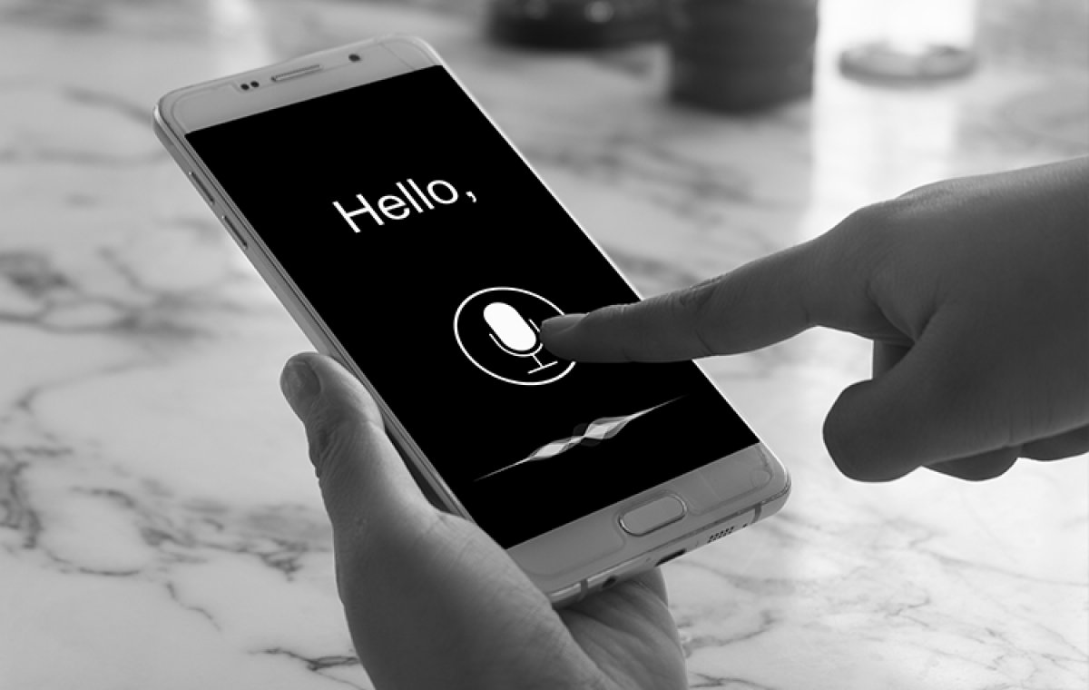The increase in voice searches transforms advertising