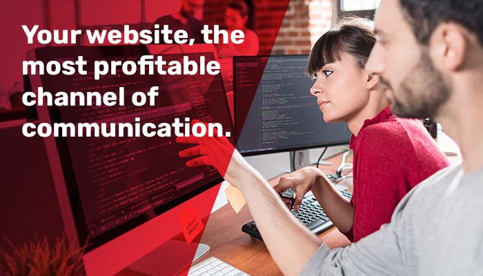 Développement et maintenance Web