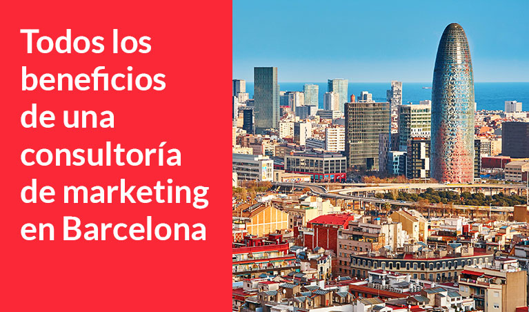 Consultora de Marketing en Barcelona
