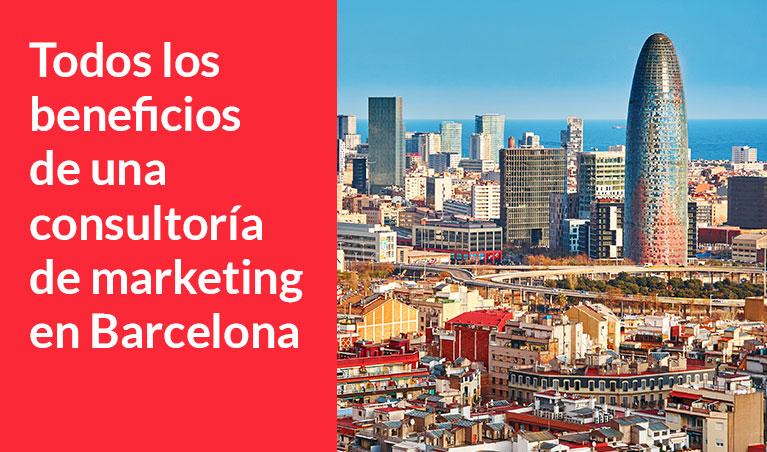 Consultora de Marketing en Barcelona