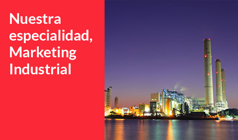 marketing para industrias