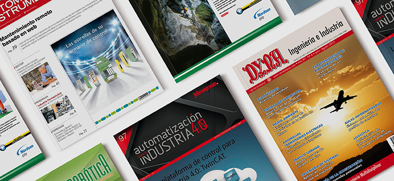 revistas sobre industria